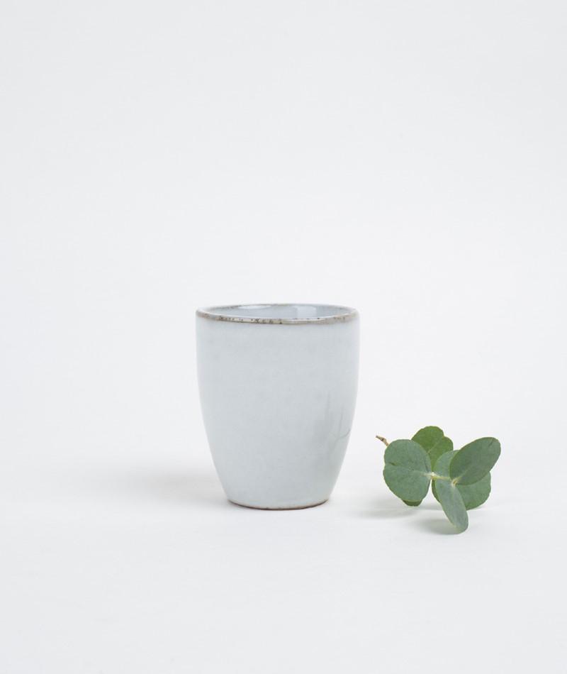BROSTE Espresso Becher Nordic Sand