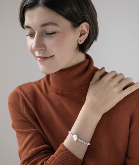 SEEFELDT Pearl Pastelcolored Armband
