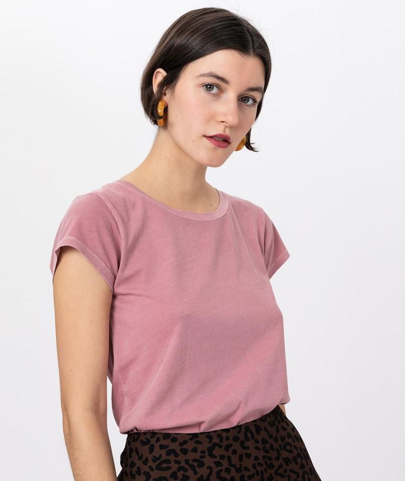 SAMSOE SAMSOE Liss T-Shirt rosa