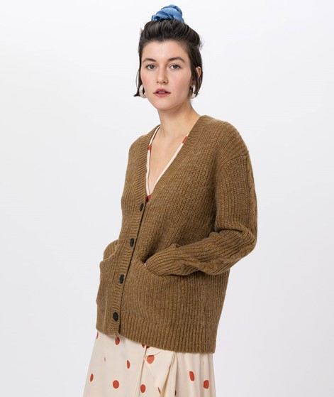 M BY M Chantie Cardigan butternut melang