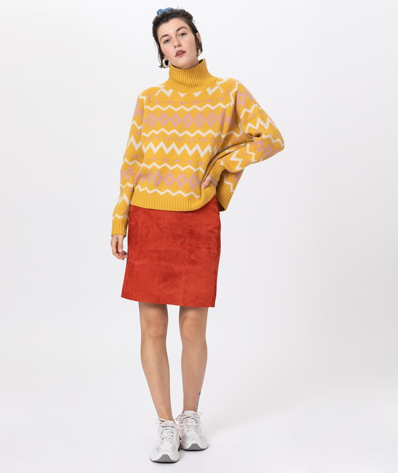 SELECTED FEMME SLFNormaHighneck Pullover