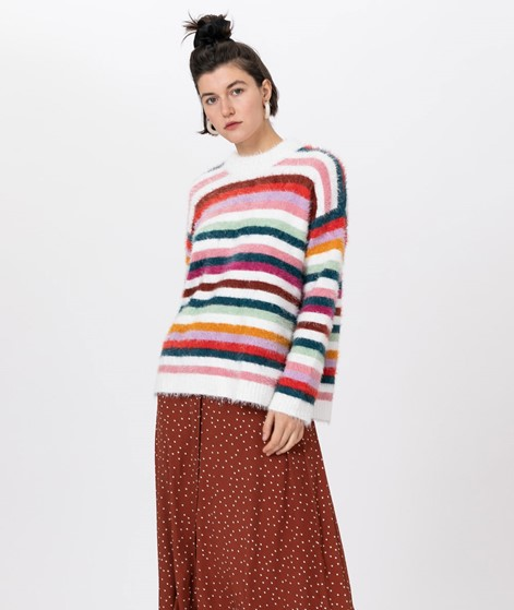 MINKPINK Debby Stripe Sweater multi
