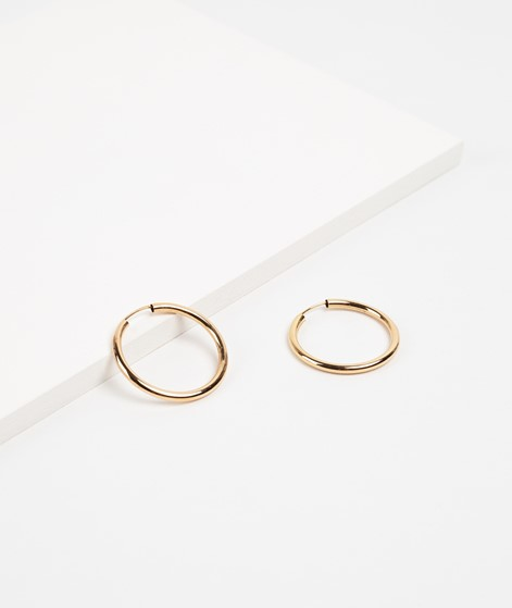 TOODREAMY Chunky Hoop gold