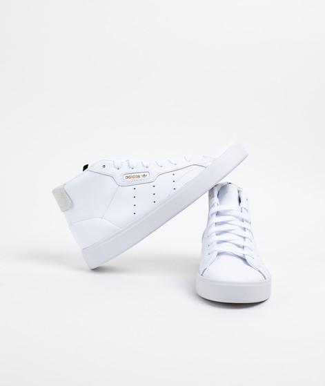 ADIDAS Adidas Sleek Mid W Sneaker white