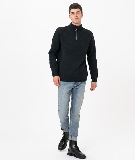 MINIMUM Tombow Pullover black