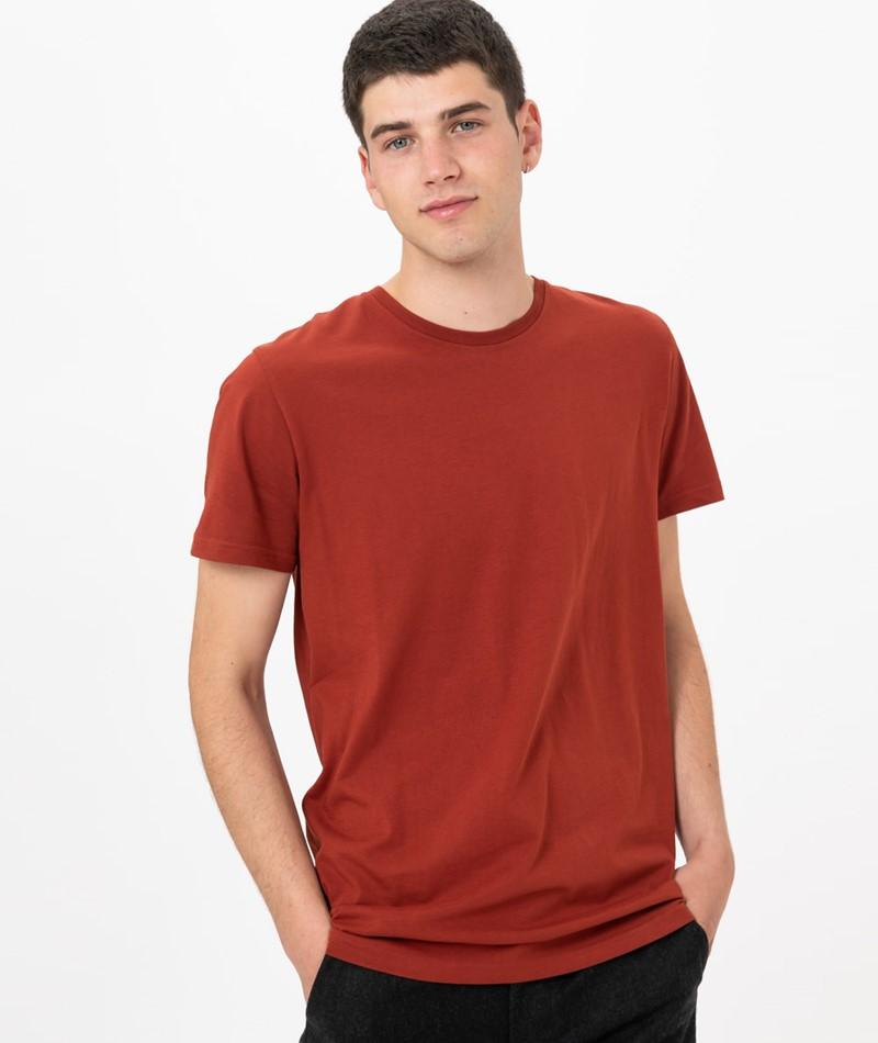REVOLUTION Arne T-Shirt red