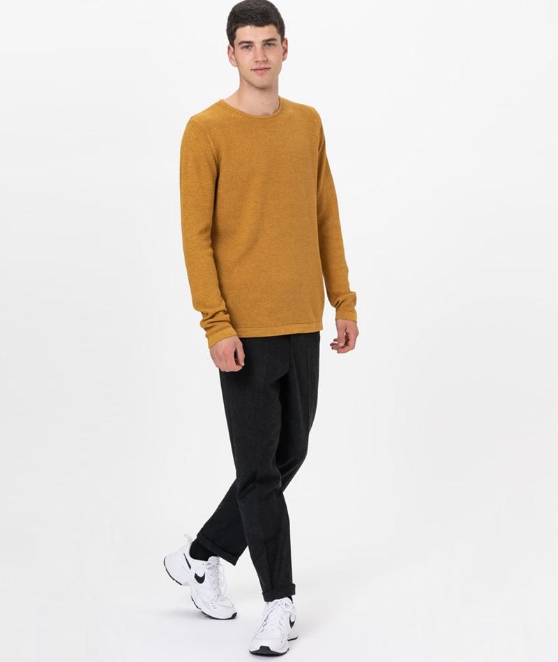 REVOLUTION Mairus Sweatshirt yellow