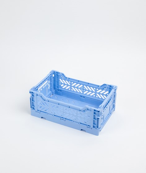 HAY Colour Crate/ S Korb light blue
