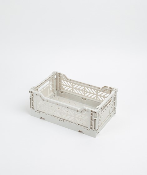 HAY  Colour Crate/ S Korb light grey
