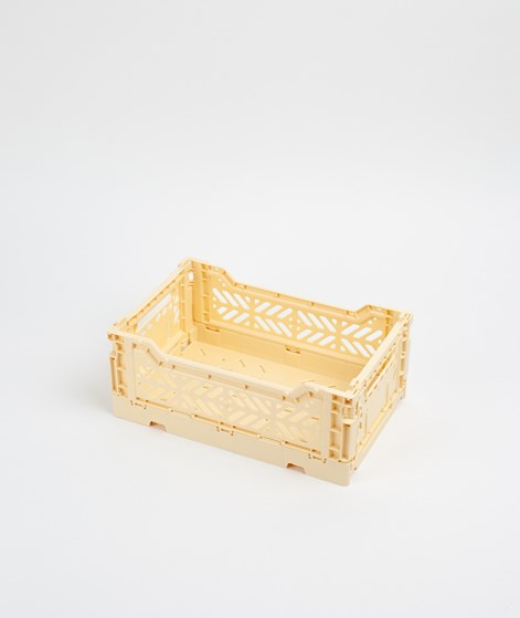 HAY Colour Crate Box / S yellow