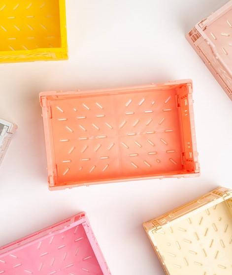 HAY Colour Crate Box / S salmon