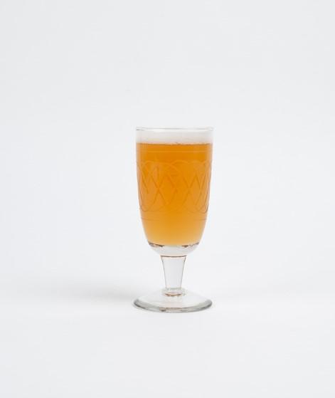 HOUSE DOCTOR Vintage Beerglas clear