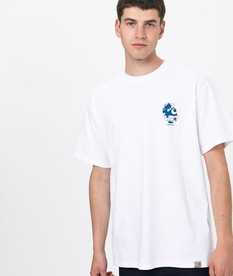 CARHARTT WIP S/S Radio T-Shirt white
