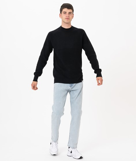 NOWADAYS Multi Structure Pullover black