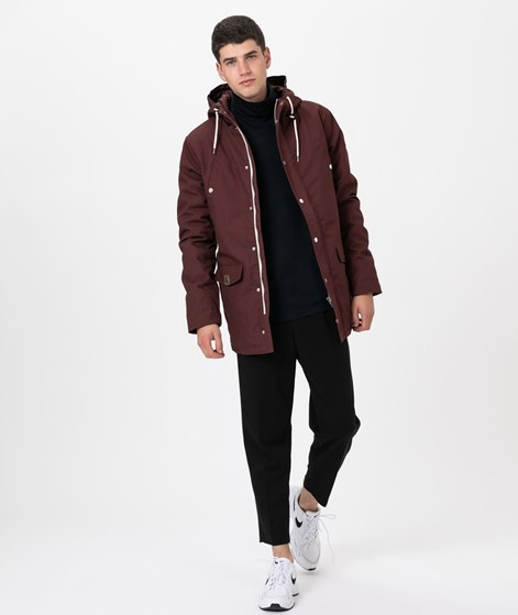 REVOLUTION Leif Jacke bordeaux