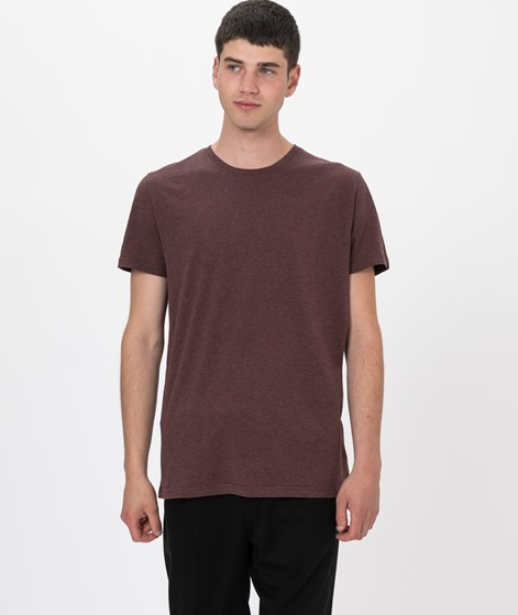 REVOLUTION Arne T-Shirt bordeaux