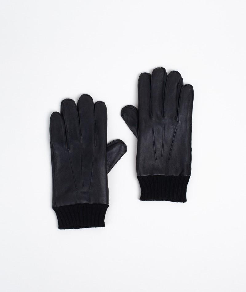 SAMSOE SAMSOE Hackney Handschuhe black