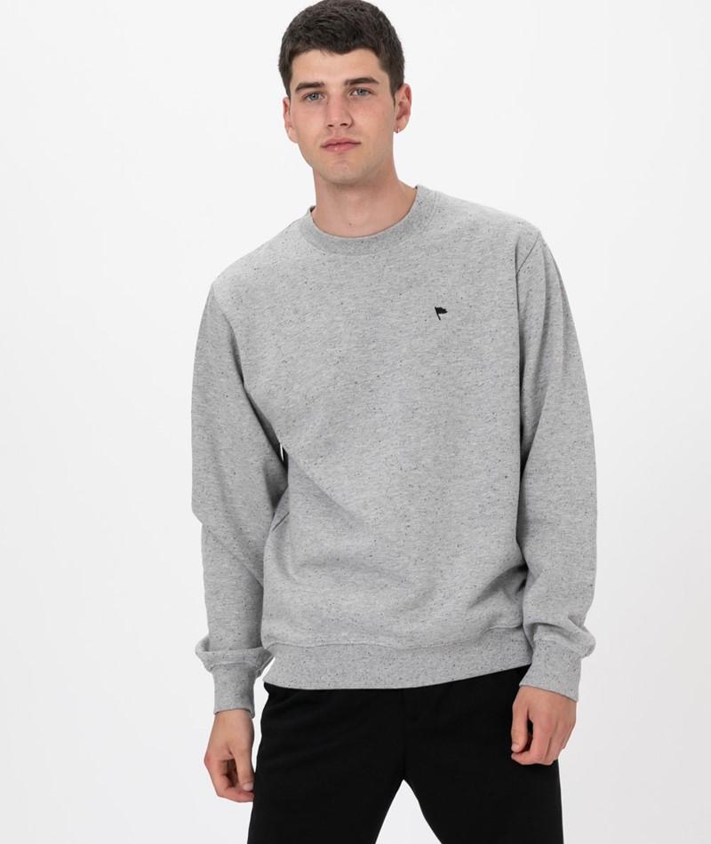 WEMOTO Clove Sweater heather nep
