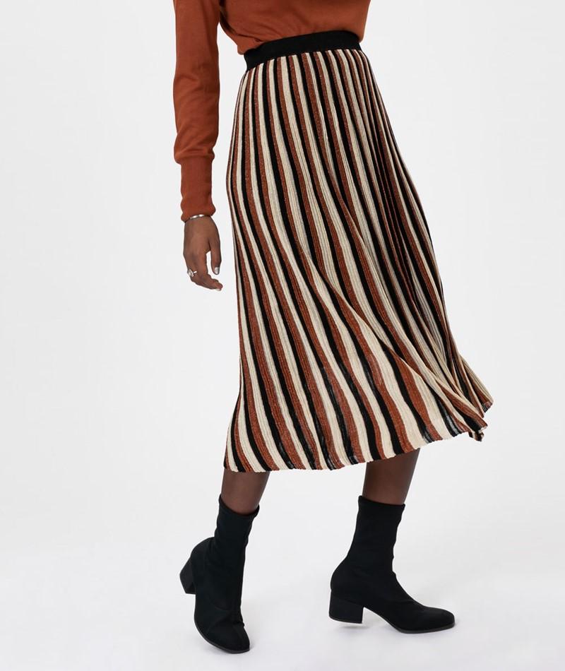 SECOND FEMALE Lepus Knit HW Skirt
