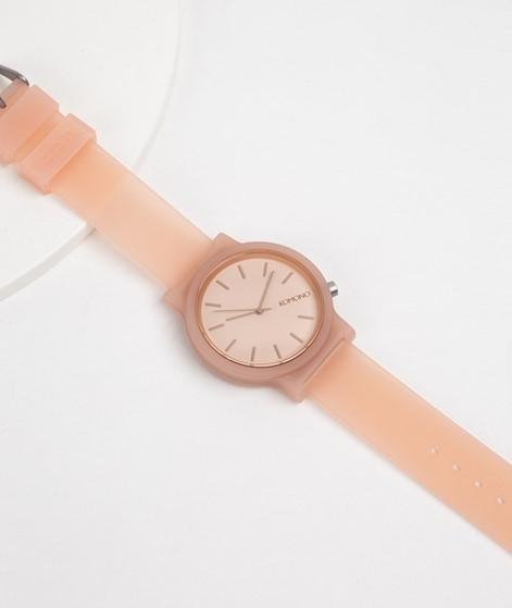 KOMONO Mono Uhr blush