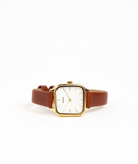 KOMONO Kate Uhr gold tan