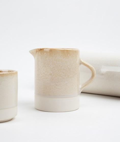 MADAM STOLTZ Stoneware Jug white