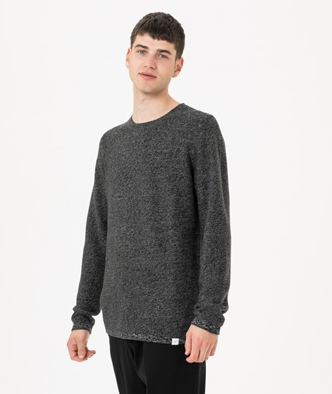 NOWADAYS Mini Wave crew neck black
