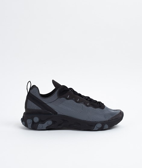 NIKE REACT ELEMENT 55 SE black/grey