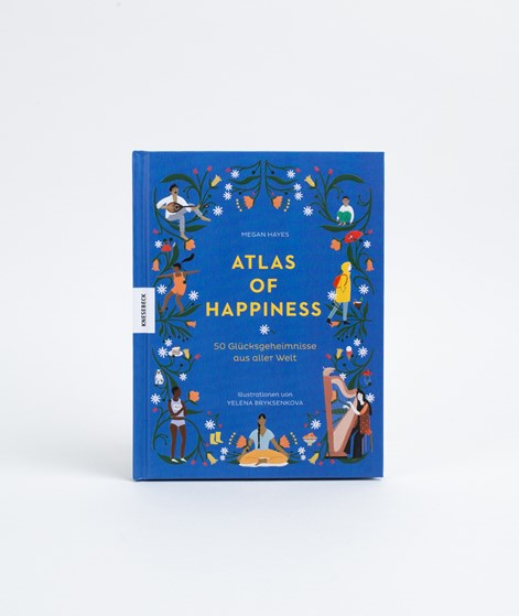 KNESEBECK Atlas of Happiness