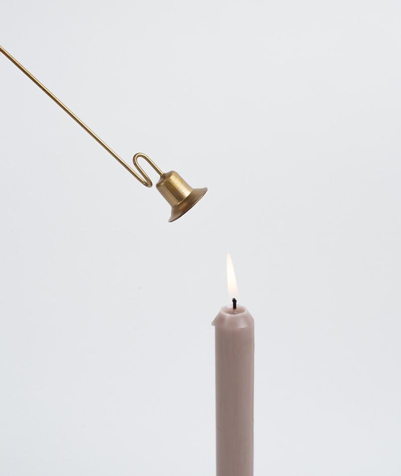 MADAM STOLTZ Christmas Candle Holder HW