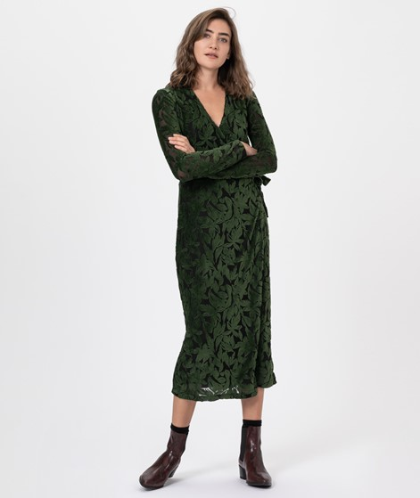 ANOTHER LABEL Wauxhall Dress L/S Rifle F
