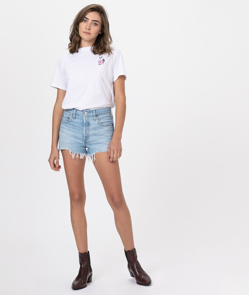 LEVIS 501 Orginal Short luxor heat