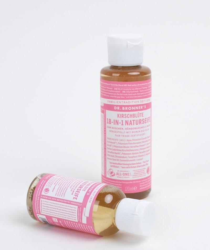 DR.BRONNER`S Liquid Soap Kirschblüte