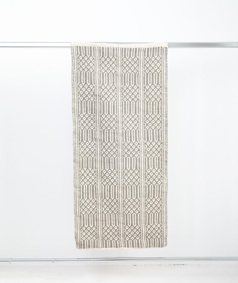 LIV Basel Woven Cotton Teppich