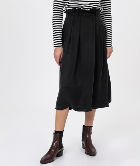SELECTED FEMME SLFRuth Midi Rock black