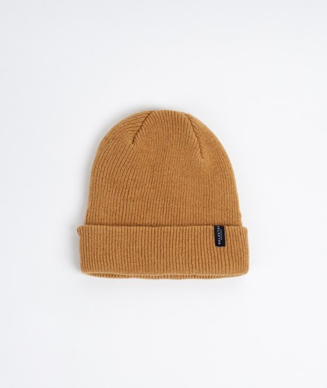 SELECTED HOMME SLHNewwool Mütze curry me