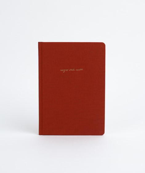 NAVUCKO Notebook Hardcover Vergiss terra