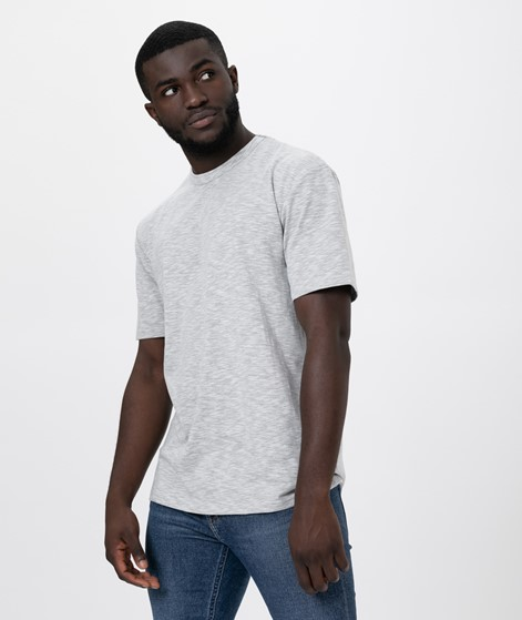 MINIMUM Moerk T-Shirt light grey melange