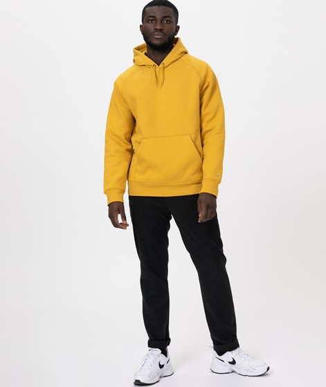 CARHARTT WIP Hooded Chase Sweat colza