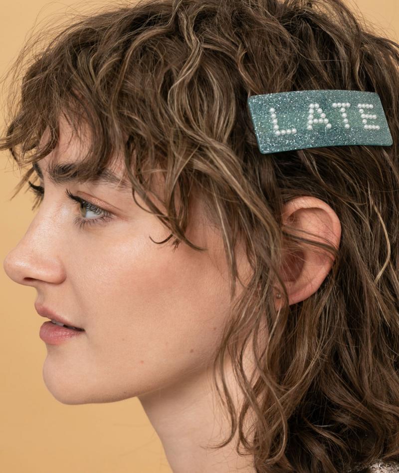 JANE WAYNE x EBBA Hairclip Late