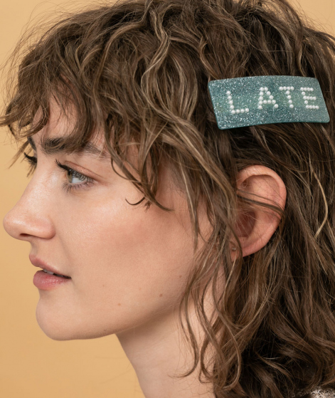 JANE WAYNE x EBBA Hairclip Late
