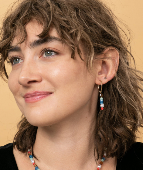 JANE WAYNE x EBBA Devi Ohrringe Sterne