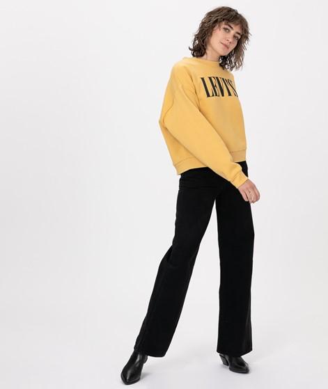 LEVIS Graphic Diana Crew Sweater