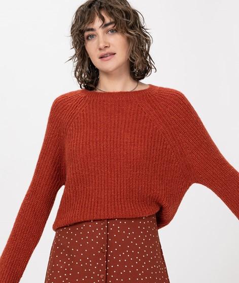 KAUF DICH GLÜCKLICH Tilla Pullover rost