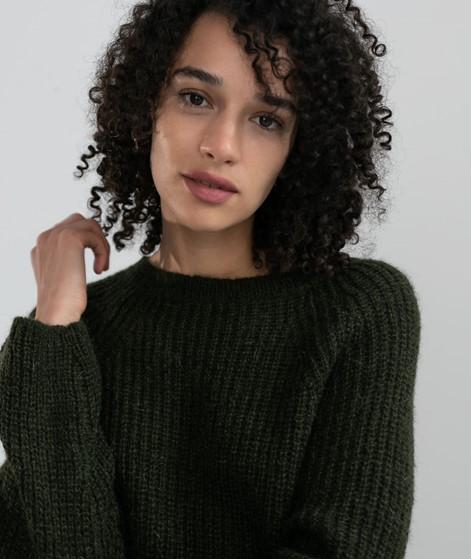 KAUF DICH GLÜCKLICH Pullover khaki