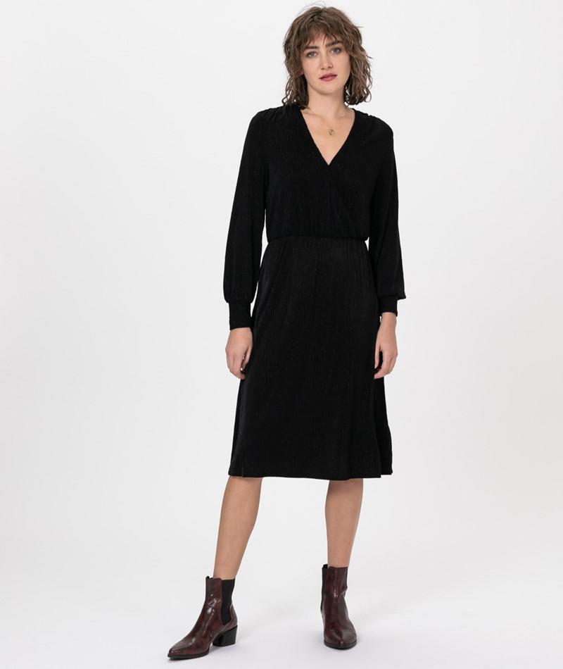 SECOND FEMALE Zeta Dress black