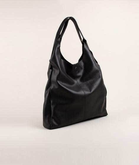 KAUF DICH GLÜCKLICH Shopper black