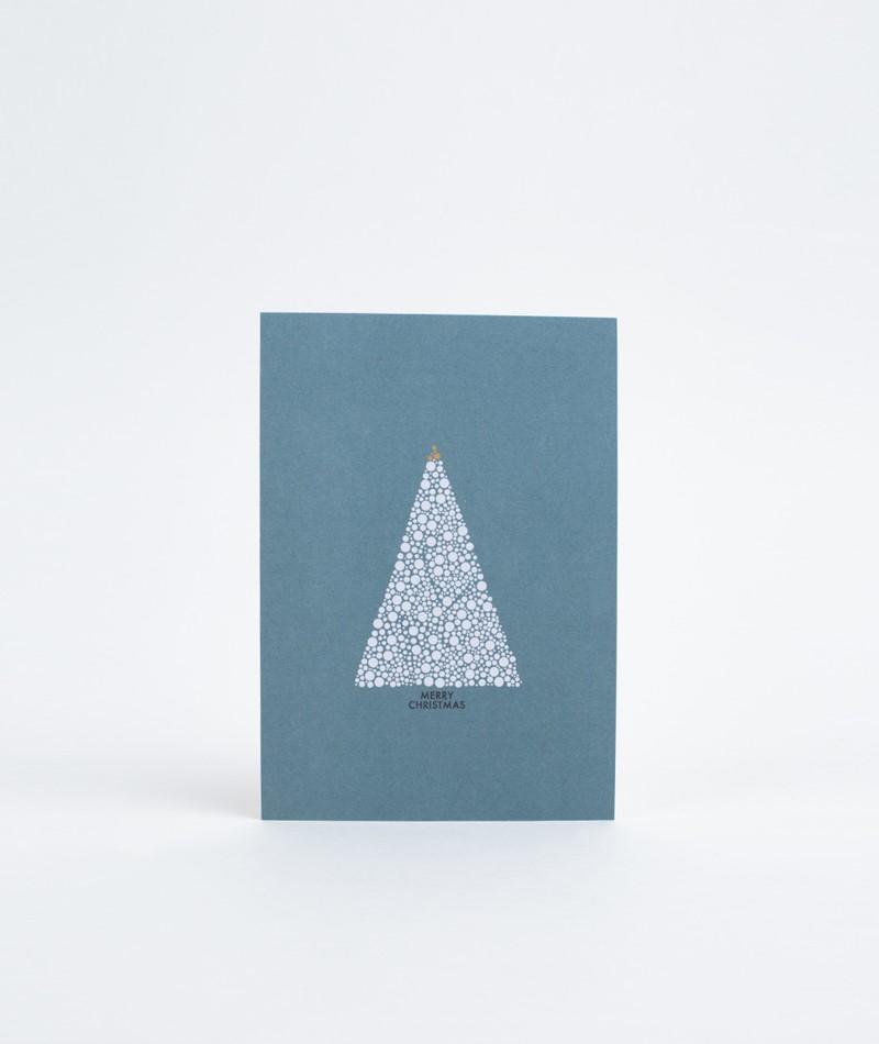 PAPIER AHOI Merry Christmas Baum