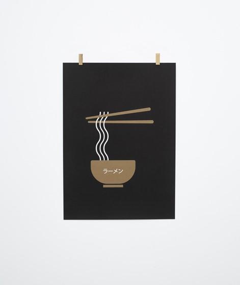 KAUF DICH GLÜCKLICH Poster Ramen