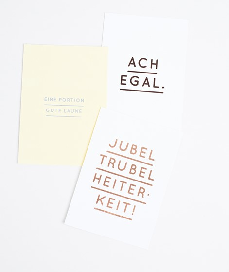 NAVUCKO Postkarte Jubel Trubel Heiter